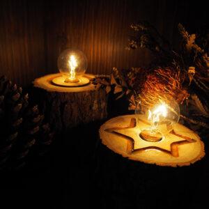 幸福光蘊小夜燈。